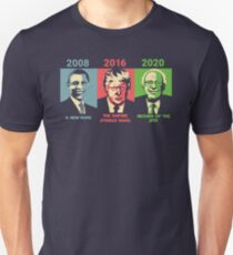Obama, Trump, Bernie - Change T-Shirt