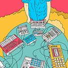 Drum machines by theeighth