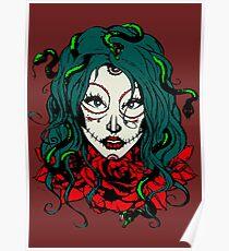 Living Dead Girl - Medusa Poster
