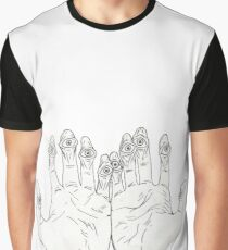 Creep Hands Graphic T-Shirt