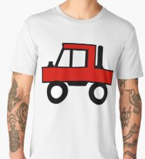 Lego truck 2- Electric boogaloo (clean) Men's Premium T-Shirt
