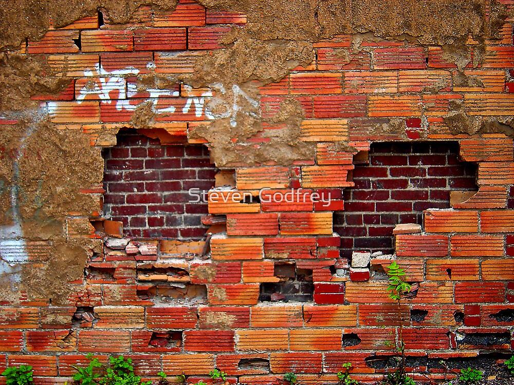 Wall #2 by Steven Godfrey