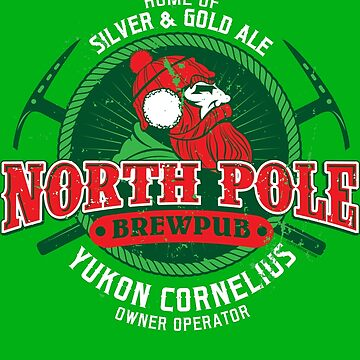 Yukon Cornelius North Pole Brewpub by PistolPete315