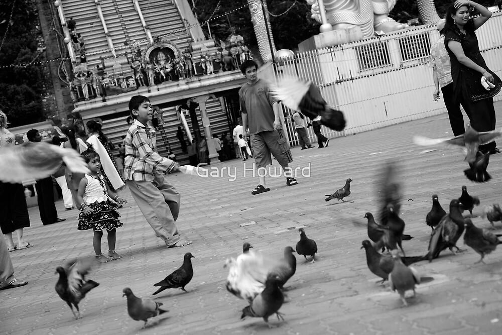 local kids by Gary Howard
