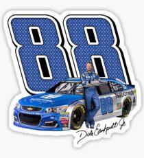 Dale Earnhardt Jr #88 Sticker