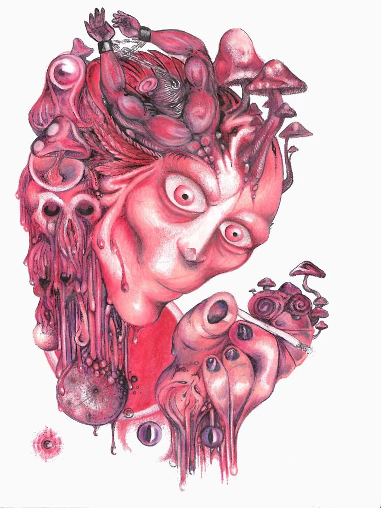 Mushroom Man by Dantapley