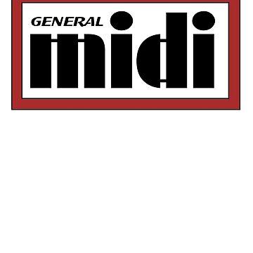 General Midi  by yober