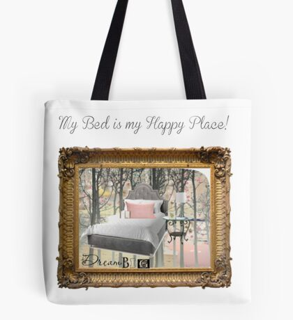 My Happy Place! Tote Bag