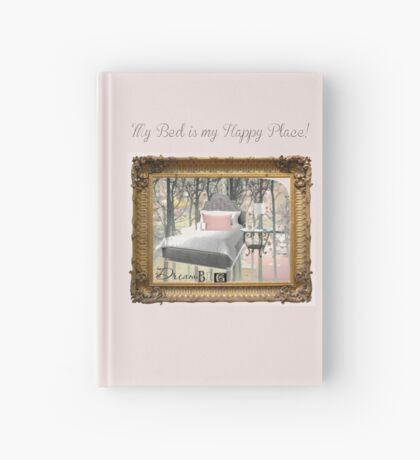 My Happy Place! Hardcover Journal