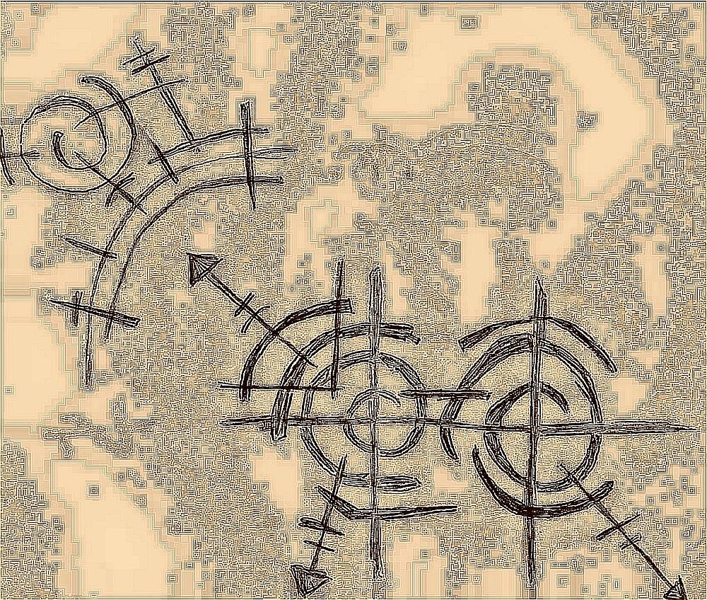 Treasure Map by PhreakOwt