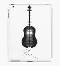 Toronto Skyline Guitar - Shawn Mendes iPad Case/Skin