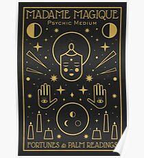Madame Magique  Poster