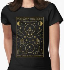 Madame Magique  Women's Fitted T-Shirt