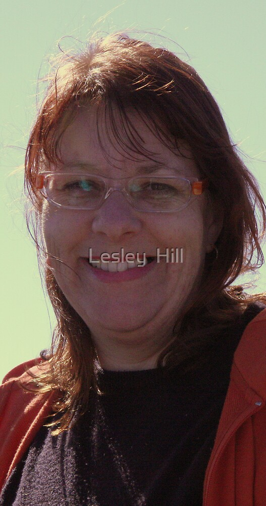 Me in WA  by Lesley  Hill