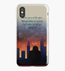 Santa Fe - Newsies iPhone Case/Skin