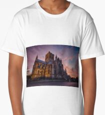 The Cathedral of St John the Baptist, Norwich Long T-Shirt