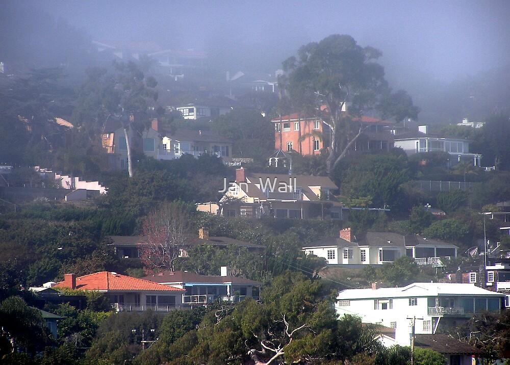 Morning Fog by Jan  Wall