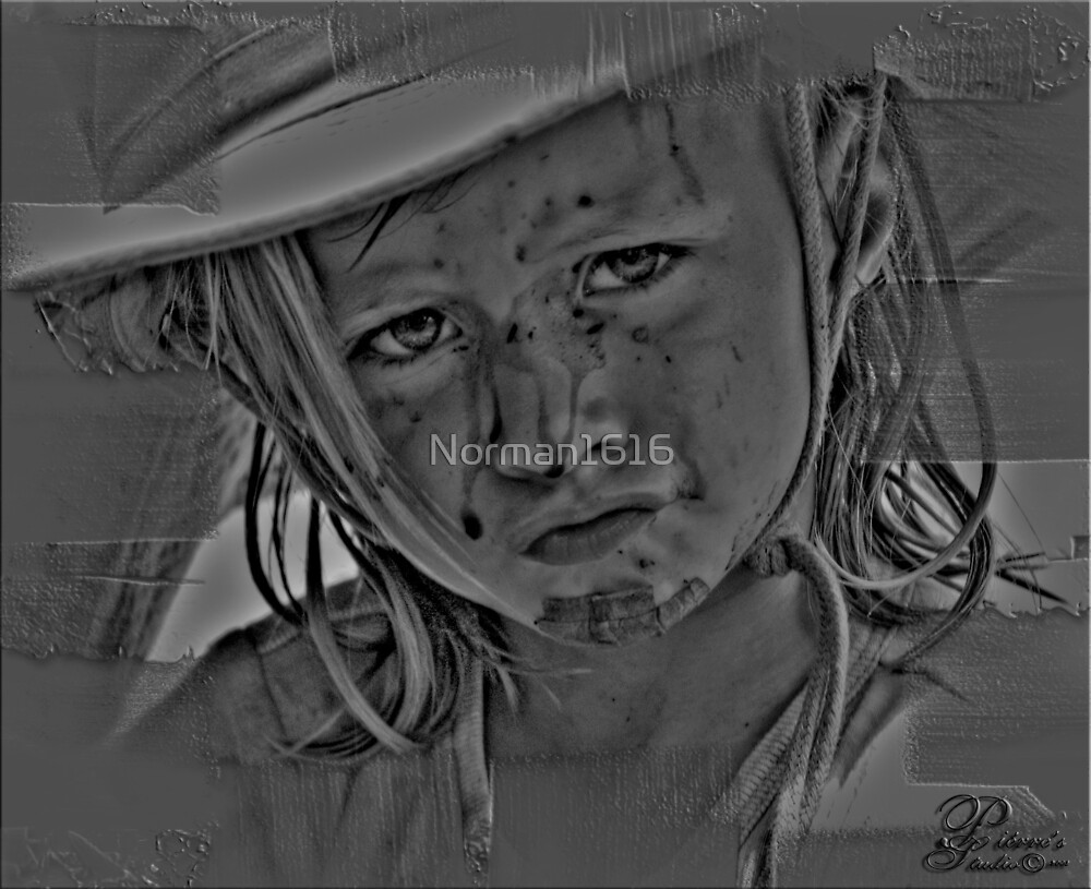 Girly in B/W by Norman1616