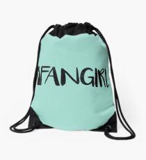 Mochila de cuerdas Fandoms Save Fans, Fans Save Fandoms.