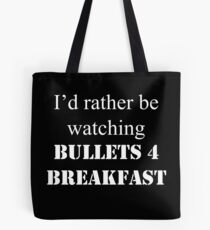 I'd Rather Tote Bag