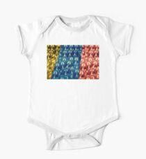 Pirámide de fe tricolor Kids Clothes