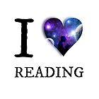 I Herz lesen Bücher von Troxbled