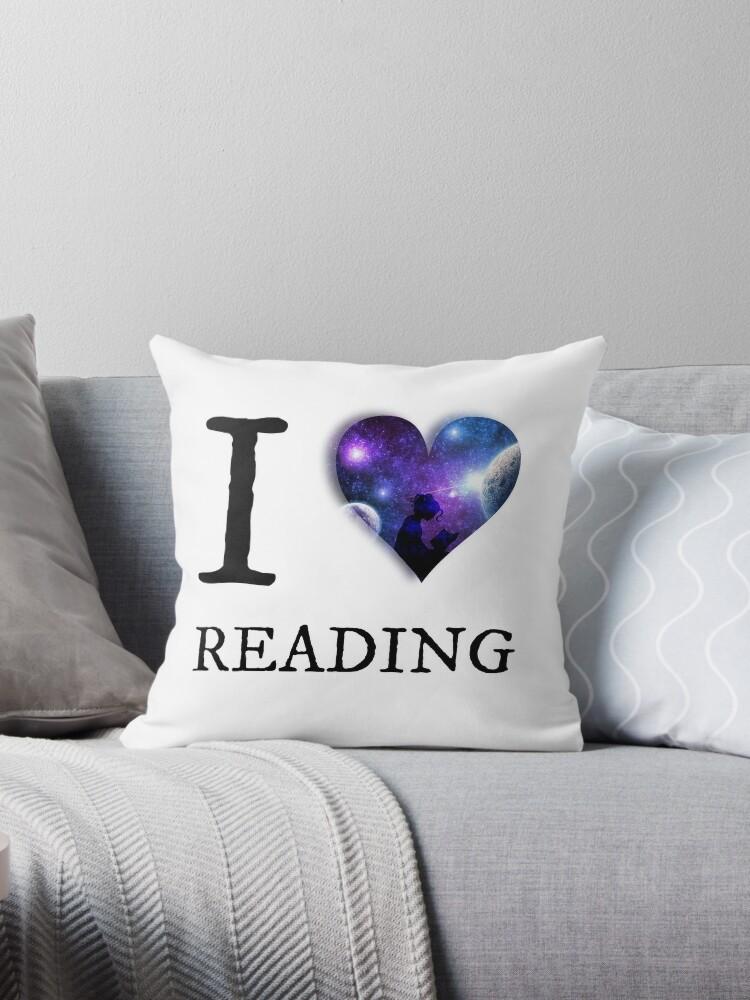 I Heart Reading Books by Troxbled