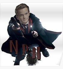 Neil Patrick Harris-NPH/HP Poster