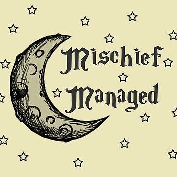 Mischief Managed by OddFiction