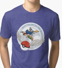 Gotta Catch 'Em All Tri-blend T-Shirt