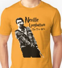 Neville Longbottom: The True Hero Unisex T-Shirt