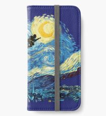 starry magic iPhone Wallet/Case/Skin
