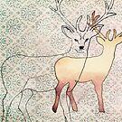 Dear Deer by babibell
