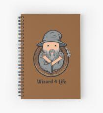 Wizards Represent! Spiral Notebook