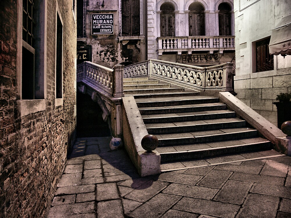 Mysterious Steps by Sue Wickham