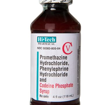 Prometh with Codeine- Culture by mowlasdesigns