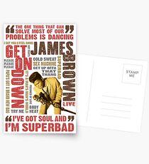 JAMES BROWN Postcards