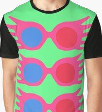 specs pattern Graphic T-Shirt