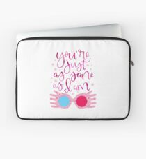 You're Just As Sane as I Am Laptop Sleeve