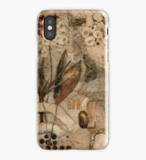 Assemblage #spice iPhone Case/Skin