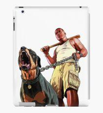 Franklin Clinton GTA V iPad Case/Skin