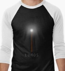 Lumos Men's Baseball ¾ T-Shirt