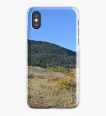 Casper Mountain iPhone Case/Skin