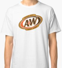 A&W Root Beer - Since 1918 Classic T-Shirt