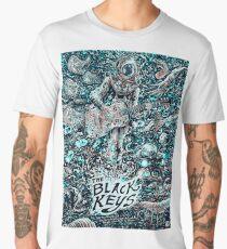 The Black Keys Canada Festival Tour poster Men's Premium T-Shirt