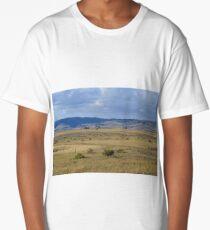 Wy Landscape 1 Long T-Shirt