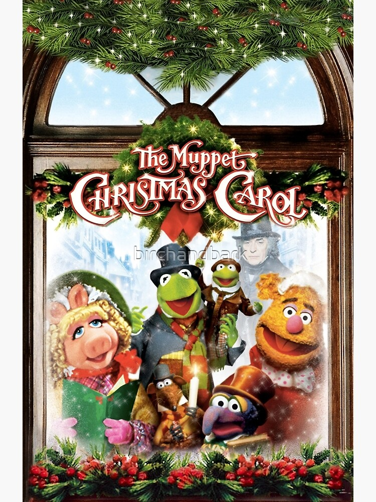 The Muppet Christmas Carol.The Muppet Christmas Carol Photographic Print