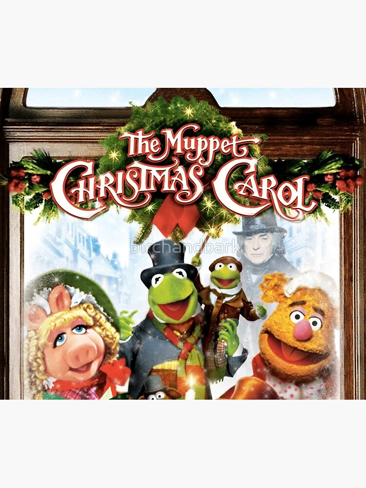 the muppet christmas carol by birchandbark