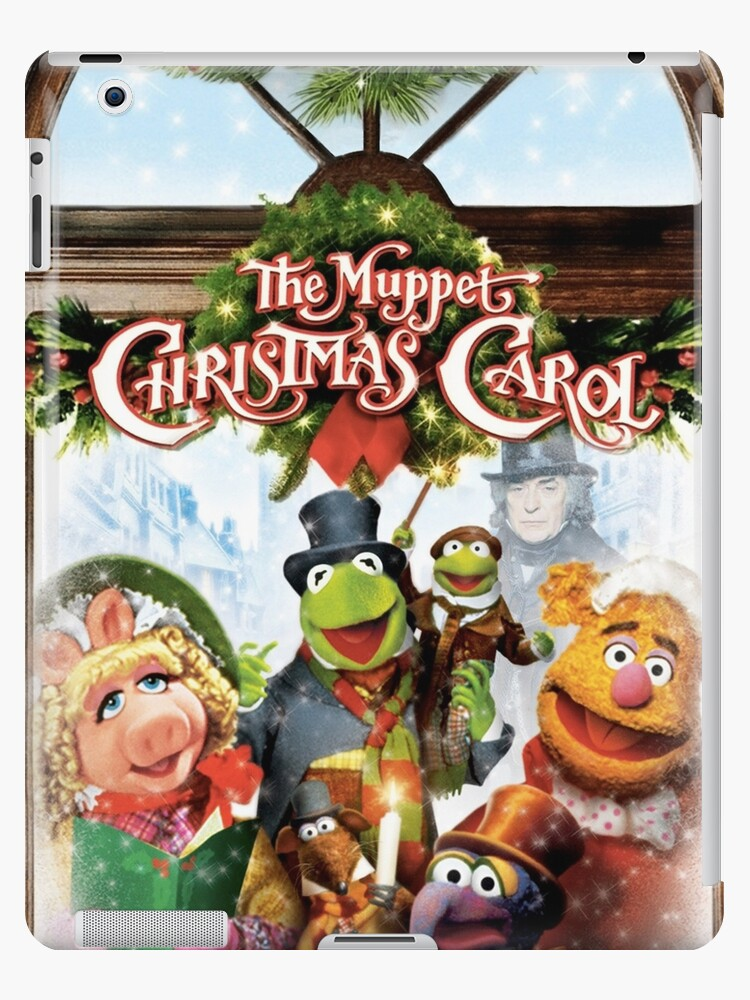 The Muppet Christmas Carol.The Muppet Christmas Carol Ipad Case Skin By Birchandbark