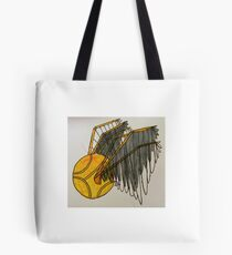 Snitch in motion Tote Bag